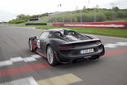 2013 Porsche 918 Spyder prototype 7