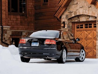 2008 Audi A8 ( D3 ) 4.2 Quattro - USA version 3