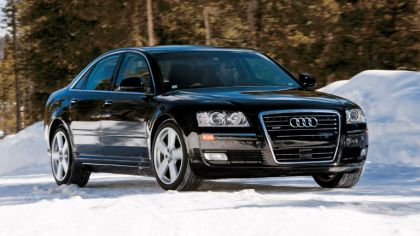 2008 Audi A8 ( D3 ) 4.2 Quattro - USA version 3