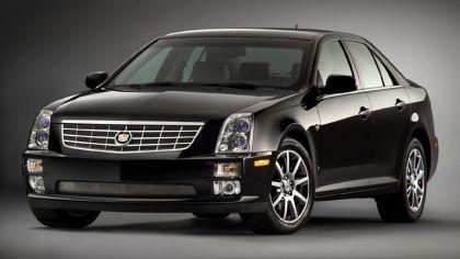2007 Cadillac STS Platinum 2