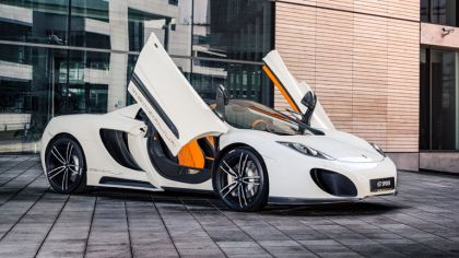 2013 McLaren 12C spider by Gemballa 5