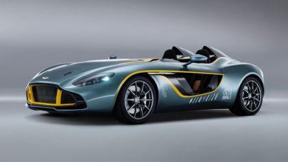 2013 Aston Martin CC100 Speedster concept 3