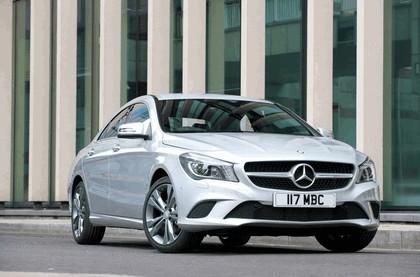 2013 Mercedes-Benz CLA ( C117 ) 180 - UK version 1