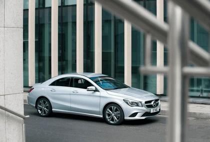 2013 Mercedes-Benz CLA ( C117 ) 180 - UK version 2