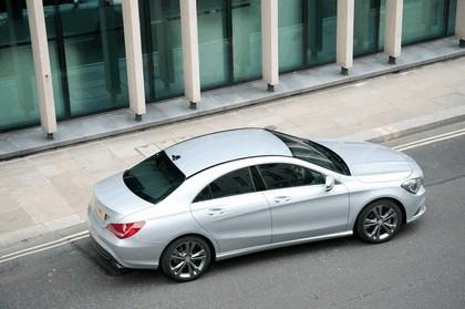 2013 Mercedes-Benz CLA ( C117 ) 180 - UK version 3