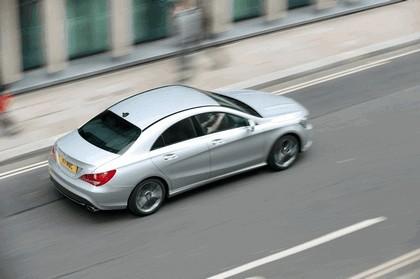2013 Mercedes-Benz CLA ( C117 ) 180 - UK version 5