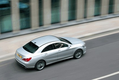 2013 Mercedes-Benz CLA ( C117 ) 180 - UK version 6