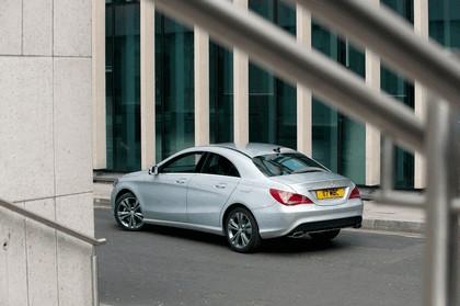 2013 Mercedes-Benz CLA ( C117 ) 180 - UK version 8