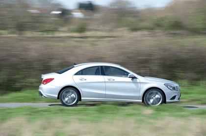 2013 Mercedes-Benz CLA ( C117 ) 180 - UK version 13