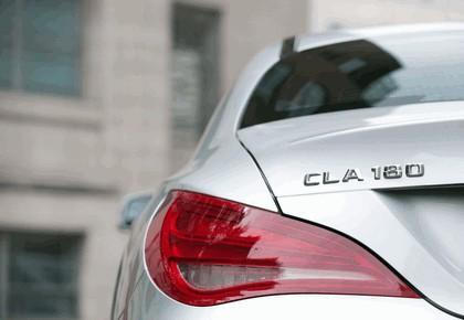 2013 Mercedes-Benz CLA ( C117 ) 180 - UK version 19