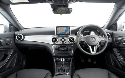 2013 Mercedes-Benz CLA ( C117 ) 180 - UK version 20