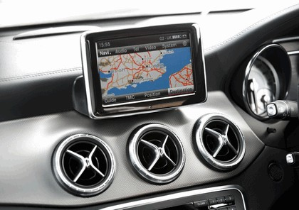 2013 Mercedes-Benz CLA ( C117 ) 180 - UK version 25