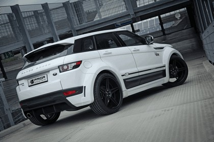 2013 Land Rover Range Rover Evoque with PD650 aerokit by Prior Design 3