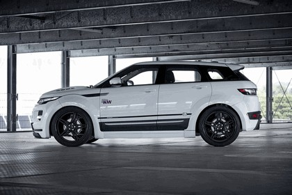 2013 Land Rover Range Rover Evoque with PD650 aerokit by Prior Design 14