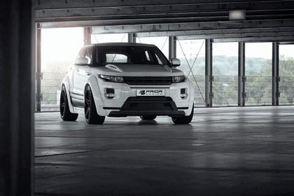 2013 Land Rover Range Rover Evoque with PD650 aerokit by Prior Design 16