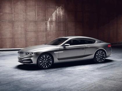 2013 BMW Gran Lusso Coupé by Pininfarina 1