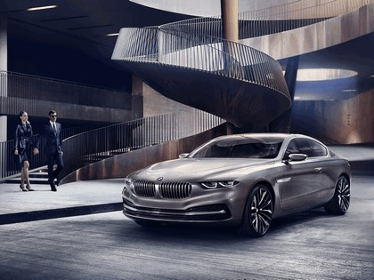 2013 BMW Gran Lusso Coupé by Pininfarina 9