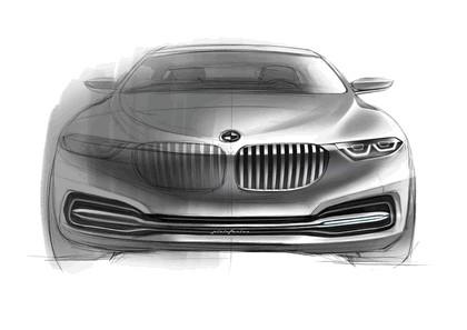 2013 BMW Gran Lusso Coupé by Pininfarina 43