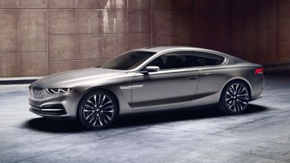 2013 BMW Gran Lusso Coupé by Pininfarina 6