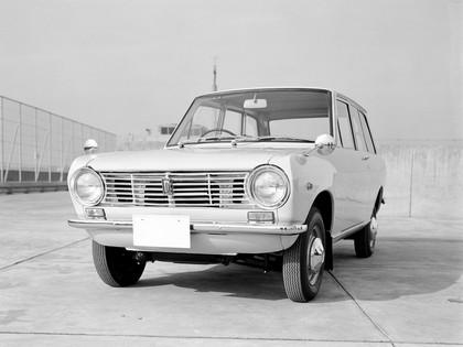 1966 Datsun Sunny ( VB10 ) Van 1