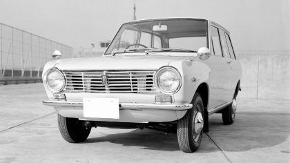 1966 Datsun Sunny ( VB10 ) Van 9