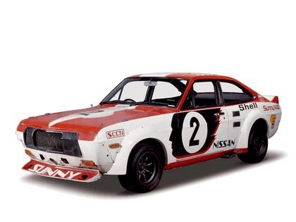 1970 Datsun Sunny ( B110 ) GP 2