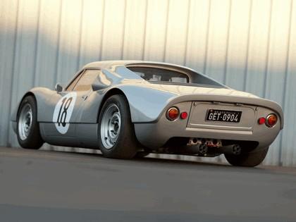 1953 Porsche 904-6 Carrera GTS prototype 3