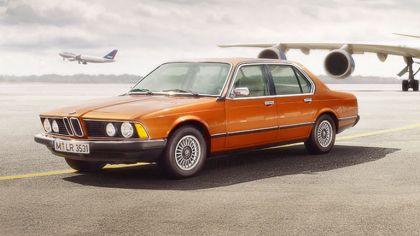 1977 BMW 7er ( E23 ) 9