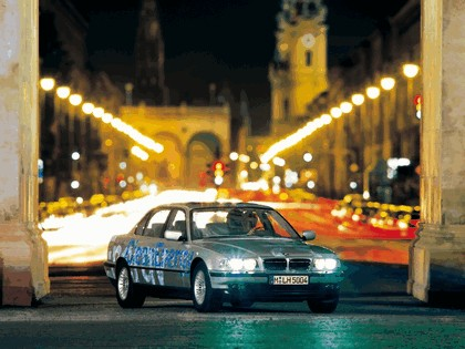 2000 BMW 750hL ( E38 ) Hydrogen V12 CleanEnergy concept 8