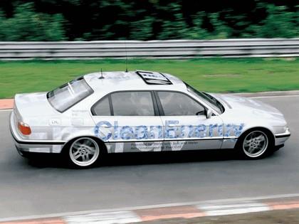 2000 BMW 750hL ( E38 ) Hydrogen V12 CleanEnergy concept 23
