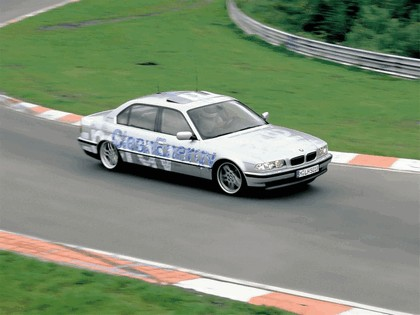 2000 BMW 750hL ( E38 ) Hydrogen V12 CleanEnergy concept 24