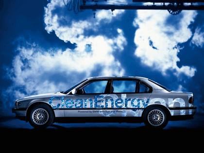 2000 BMW 750hL ( E38 ) Hydrogen V12 CleanEnergy concept 29