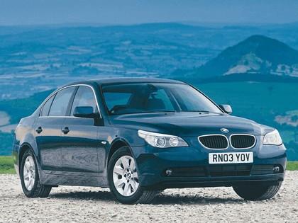 2003 BMW 520i ( E60 ) - UK version 1