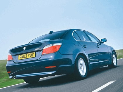 2003 BMW 520i ( E60 ) - UK version 6