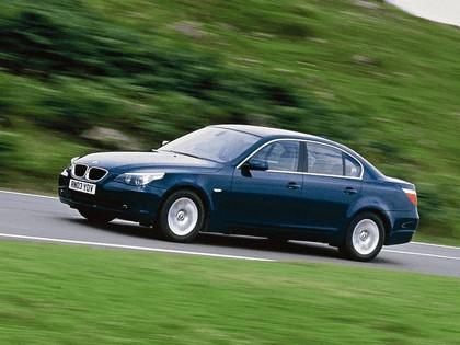 2003 BMW 520i ( E60 ) - UK version 8