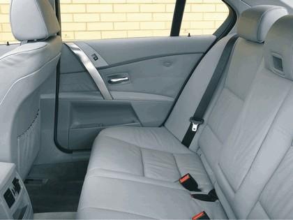 2003 BMW 520i ( E60 ) - UK version 11