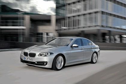 2013 BMW 5er ( F10 ) sedan 4