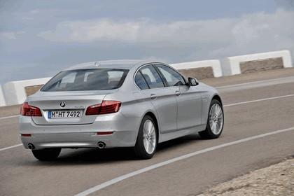 2013 BMW 5er ( F10 ) sedan 8