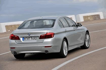 2013 BMW 5er ( F10 ) sedan 9