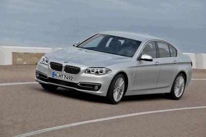 2013 BMW 5er ( F10 ) sedan 10