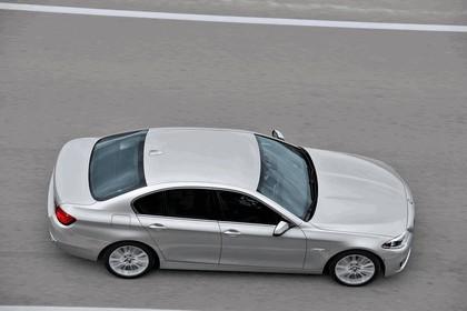 2013 BMW 5er ( F10 ) sedan 11