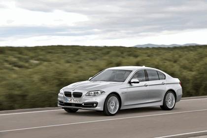 2013 BMW 5er ( F10 ) sedan 12
