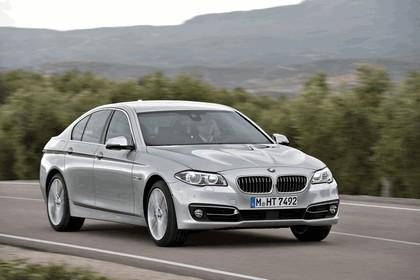 2013 BMW 5er ( F10 ) sedan 13