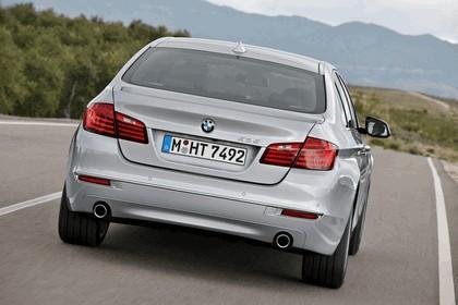 2013 BMW 5er ( F10 ) sedan 14