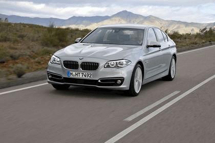 2013 BMW 5er ( F10 ) sedan 16