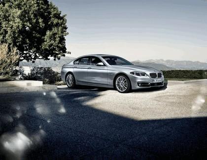 2013 BMW 5er ( F10 ) sedan 17