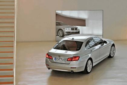 2013 BMW 5er ( F10 ) sedan 21
