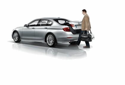 2013 BMW 5er ( F10 ) sedan 40
