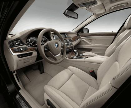 2013 BMW 5er ( F10 ) sedan 42