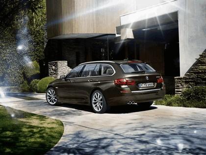 2013 BMW 5er ( F11 ) touring 8